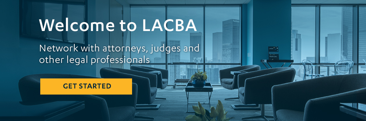 Welcome to LACBA Network