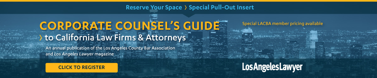 Corporate Counsels Guide Home Page Banner