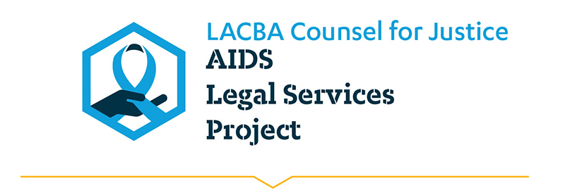 LACBA AIDS Legal Services Project