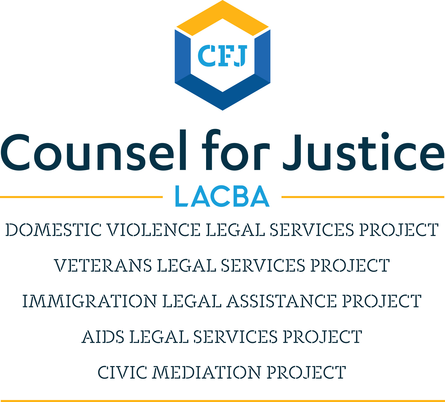LACBA Counsel for Justice Projects