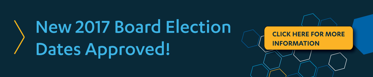 Approved Election Dates Home Page Banner