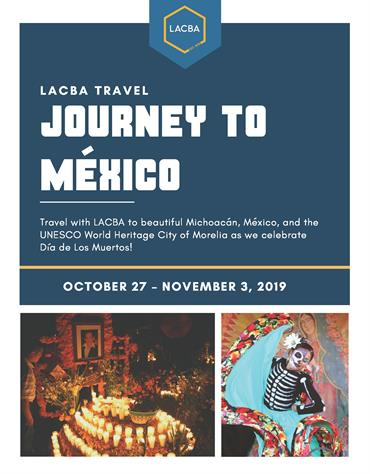Journey to Mexico Brochure