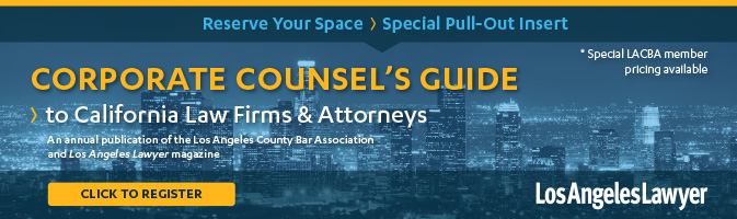 2016 Corporate Counsel's Guide LAL Banner