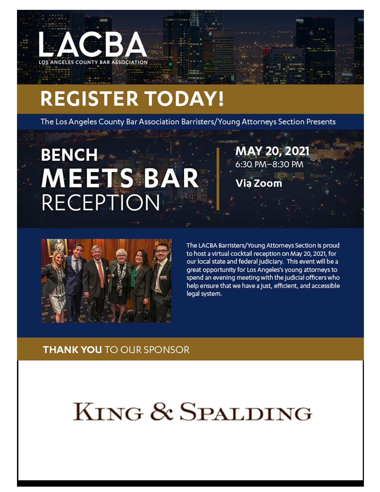 Barristers Bench and Bar Reception flyer 2021 V2