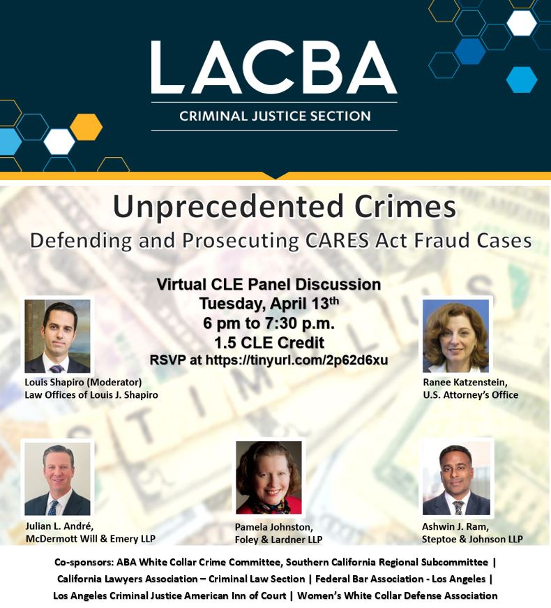 LACBA Cares Act Fraud CLE Flyer_FINAL
