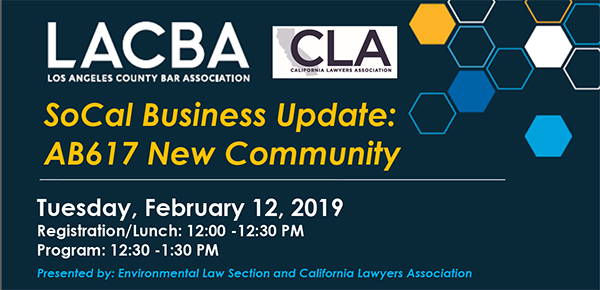 February 12- SoCal Business Impact Update