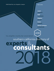 Experts & Consultants Directory 2018 Cover