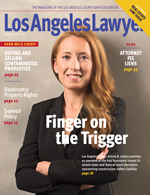 January 2018_LA Lawyer Cover