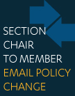 Section Chair Email Policy