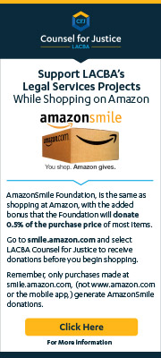 CFJ Amazon smile