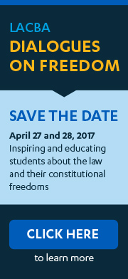 Dialogues on Freedom Save the Date