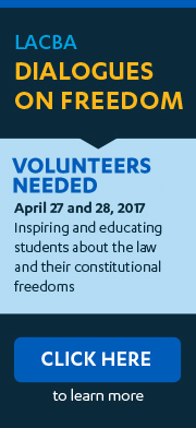 Dialogues on Freedom Volunteers Needed ad
