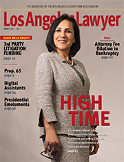 LA Lawyer March 2017 Issue