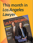 LA Lawyer This Month Thumb