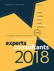 2018 Experts & Consultants Directory Cover