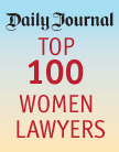 DAILY JOURNAL top100 Women Lawyer