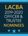 LACBA Election Nominees 2019-20