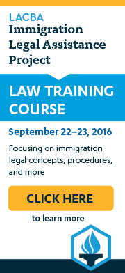 Immigration Law Training A