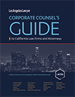 Corporate Counsel's Guide cover
