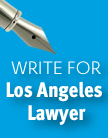 Write for Los Angeles Lawyer Image